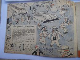L'Homme Au Cigare Entre Les Dents Les 1000 Et 1 Méfaits Du Plan Marshall Illustrations Par CURRY - Documents Historiques