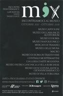 Cartolina  - Programma Eventi  -  INCONTRIAMOCI  AL MUSEO  -  Ottobre 2017 / Ottobre 2018 - Manifestazioni