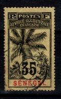Senegal -YV 39 Palmiers Cote 3,20 Euros - Usados