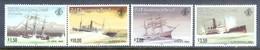A281- Zil Elwannyen Sesel. Seychelles 1991 Ships Shipwrecks. Vintage Old Ships. - Ships