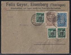 DR Mif Minr.4x 252,4x 253,6x 254,3x 279 Eisenberg 7.9.23 - Deutschland