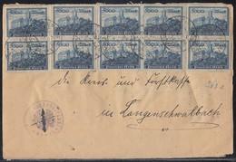 DR Brief Mef Minr.10x 261 Kemel 17.9.23 - Deutschland