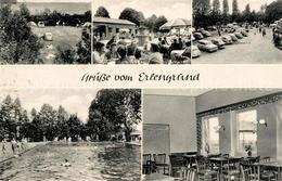 43154004 Muenchehagen Restauration Erlengrund Freibad Camping Muenchehagen - Germania