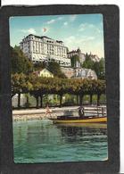 Luzern,Switzerland-Hotel Montana 1910s - Mint Antique Postcard - Switzerland