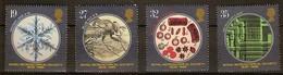 Grande-Bretagne United Kingdom 1989 Yvertn° 1396-99 *** MNH Cote 6,75 Euro - Neufs