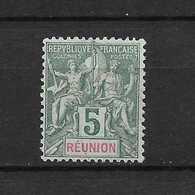LOTE 1717  ///  REUNION    ¡¡¡¡ LIQUIDATION !!!! - La Isla De La Reunion (1852-1975)