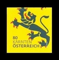 Austria 2017 Mih. 3311 Definitive Issue. Arms Of Carinthia MNH ** - 1945-.... 2ª República