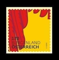 Austria 2017 Mih. 3315 Definitive Issue. Arms Of Burgenland MNH ** - 1945-.... 2ª República