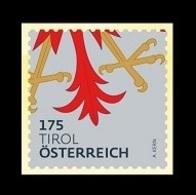 Austria 2017 Mih. 3316 Definitive Issue. Arms Of Tyrol MNH ** - 1945-.... 2ª República