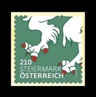 Austria 2017 Mih. 3317 Definitive Issue. Arms Of Styria MNH ** - 1945-.... 2ª República