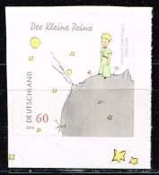Bund 2014, Michel# 3104 ** Antoine De Saint Exupéry - Der Kleine Prinz Selbstklebend Aus MH, Self-adhesive Of Booklet - BRD