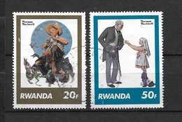 LOTE 1718  ///  RUANDA     ¡¡¡¡ LIQUIDATION !!!! - Ruanda