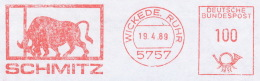 Freistempel 0358 Stier - [7] Federal Republic