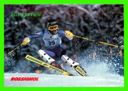 SPORTS D'HIVER, SKI - YVES DIMIER - MEMBRE DE L'ÉQUIPE DE FRANCE DE SKI ALPIN - ROSSIGNOL - - Sports D'hiver