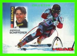 SPORTS D'HIVER, SKI - ANDEAS SCHIFFERER - - Sports D'hiver