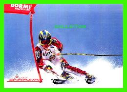 SPORTS D'HIVER, SKI - DEBORAH COMPAGNONI, ITALIE - MÉDAILLÉ D'OR ALBERTVILLE 1992 - DYNASTAR - - Sports D'hiver