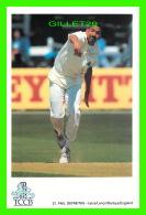SPORTS , CRICKET - PHIL DeFREITAS - INTERNATIONAL CRICKETERS - - Cricket