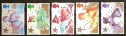 Grande-Bretagne United Kingdom 1985 Yvertn° 1202-1206 *** MNH Cote 6,25 Euro Noël Christmas Kerstmis - Neufs