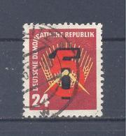 1951 DDR  Mi- 293  2 September Erster Fünfjahresplan Hammer Zirkel - [6] Democratic Republic