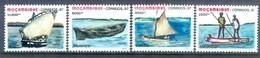 A294- MOZAMBIQUE MOÇAMBIQUE 1997. BATEAUX. BOATS. SHIP. - Ships