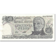 Billet, Argentine, 50 Pesos, 1977, Undated (1977), KM:301a, NEUF - Argentine