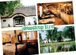 73149149 Silkeborg Arhus Hotel Restaurant Svostrup Kro - Dänemark