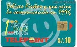 @+ TC Du Perou - Telepoint - Ref: PER-TE-072 - Pérou