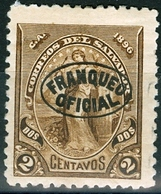 EL SALVADOR, LIBERTA, 1896, FRANCOBOLLI NUOVI (MLH*),  Michel D14   Scott O2 - El Salvador