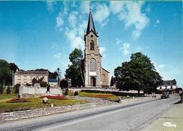 ! - Belgique - Hamoir-sur-Ourthe - Place Delcour - Hamoir