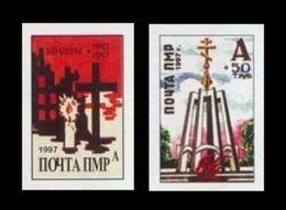 Moldova (Transnistria) 1997 No. 33/34 Bendery Tragedy MNH ** - Moldawien (Moldau)