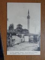 Griekenland - Greece / Salonique, Mosquée, Ancienne Eglise Des 12 Apotres --> Unwritten 1917 - Grèce