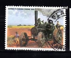 Zambia 1983 Mi Nr  284 : Stoommachine - Zambia (1965-...)