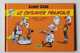 BD LUCKY LUKE - HS - Le Cuisinier Français - EO 2003 - Lucky Luke