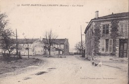 SAINT MARTIN AUX CHAMPS LA PLACE (dil354) - Sonstige Gemeinden