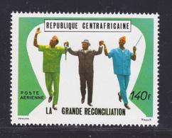 CENTRAFRICAINE AERIENS N°   91 ** MNH Neuf Sans Charnière, TB (D6941) La Grande Réconciliation - Central African Republic