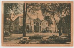 123-Bad Mergentheim-Germania Reich-Storia Postale:3+50p.-v.1922 X L'estero:Svizzera - Deutschland