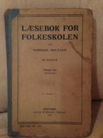 Norway 1913 Book For School Norwegian   Language - Bücher, Zeitschriften, Comics