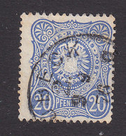 Germany, Scott #32, Used, Imperial Eagle, Issued 1875 - Germany