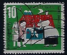 Germany (BRD) 1961  Wohlfahrt (o) Mi.PF 370 II (€120) - [7] Federal Republic