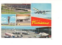 $3-5685 LAZIO FIUMICINO AEROPORTO ROMA VIAGGIATA - Fiumicino