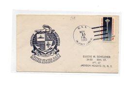 MK549 - STATI UNITI , Uss Glacier Deep Freeze 15/11/1962 - Filatelia Polare