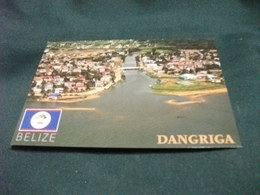 BELIZE DANGRIGA  VISTA AEREA - Belize