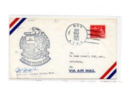 MK553 - STATI UNITI , Uss Atka Deep Freeze 1963 - Filatelia Polare