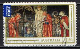 AUSTRALIA - 2012 - NATALE: ADORAZIONE DEI MAGI - USATO - 2010-... Elizabeth II