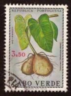 "Cap Vert /Cabo Verde 1968 -""Produce Of Cape Verde Islands"" Flora 3$50 Rép. Portuguesa - Cap Vert"