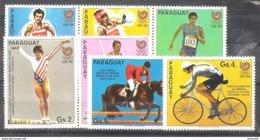 1256  Cyclisme - Cycling - Paraguay 1988 - 1,50 - Cyclisme