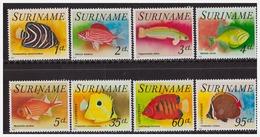 Surinam / Suriname 1976 Vissen Fishes Fischen Poisson MNH - Suriname