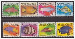 Surinam / Suriname 1977 Vissen Fisches Fischen Poisson MNH - Suriname