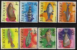 Surinam / Suriname 1978 Vissen Fishes Fischen Poisson MNH - Suriname