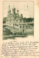 43133869 Karlsbad Eger Russische Kirche - Schneeberg